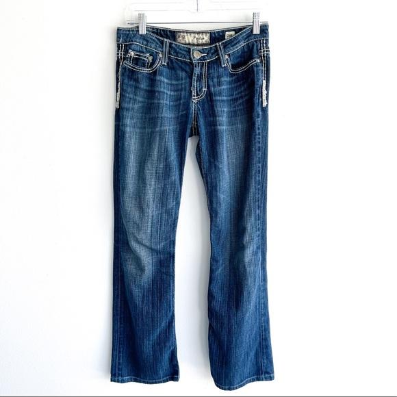 BKE denim Payton women's jeans size 26
